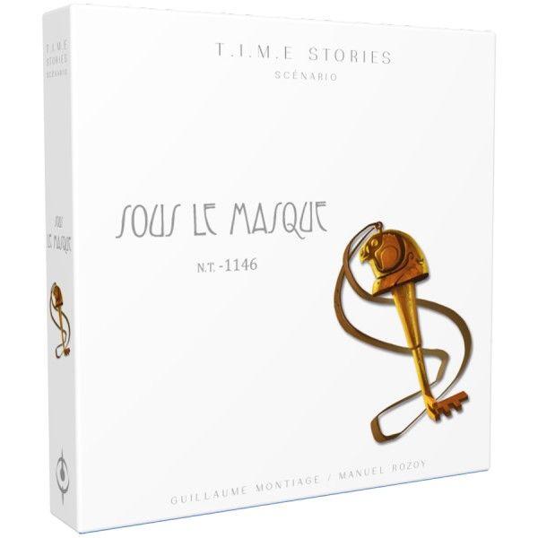 Time Stories : Sous le masque
