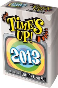 Time's Up! 2013