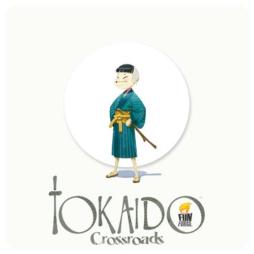 Tokaïdo - Crossroads