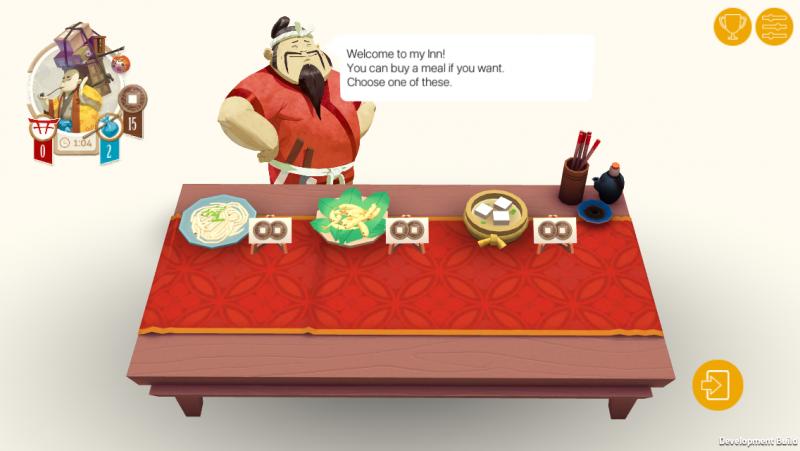 Choix de votre repas