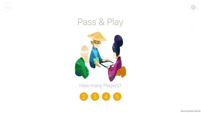 Fenêtre du Pass & Play