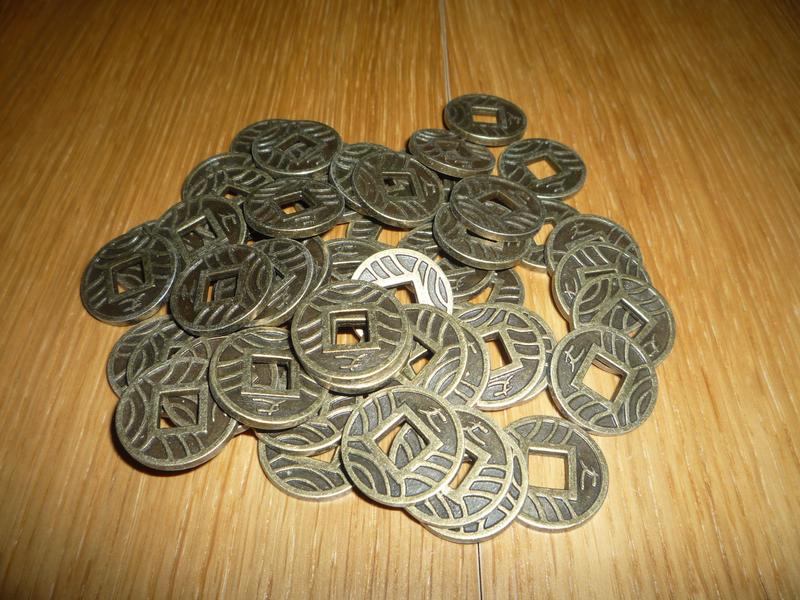 Les pièces métalliques