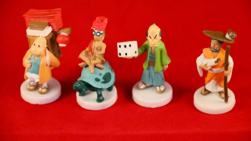 Tests figurines