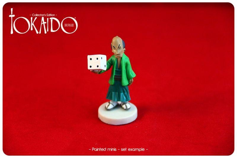 Exemple de figurine définitive