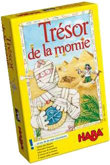 Trésor de la Momie