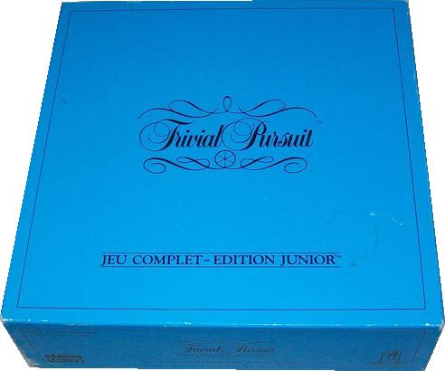 Trivial Pursuit - Edition Junior