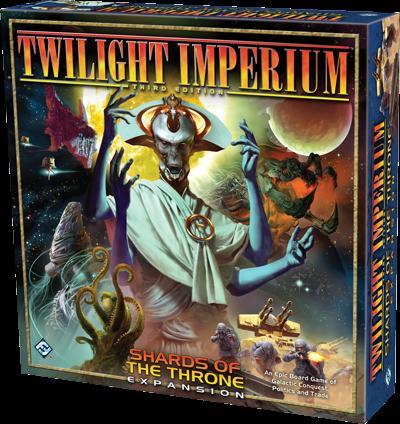 Twilight Imperium - Shards of the Throne