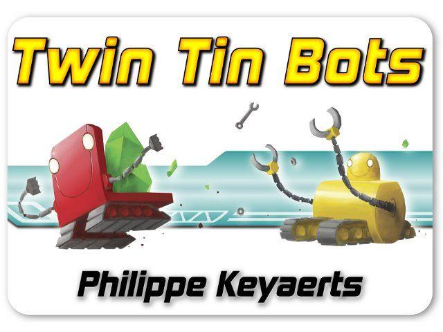 Twin Tin Bots