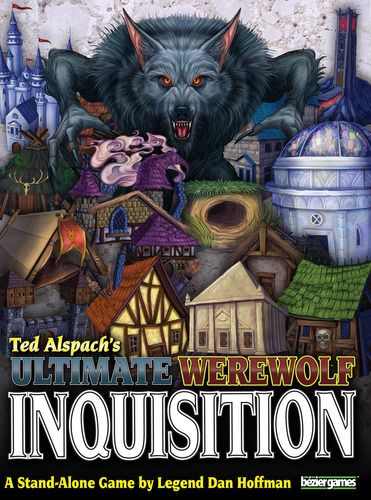 Ultimate Werewolf: Inquisition
