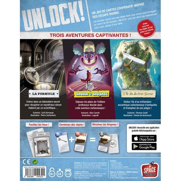 Unlock!