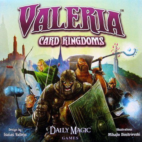 Valeria: Card Kingdoms