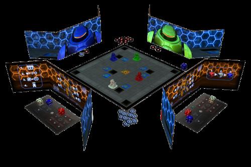 VOLT : robot battle arena