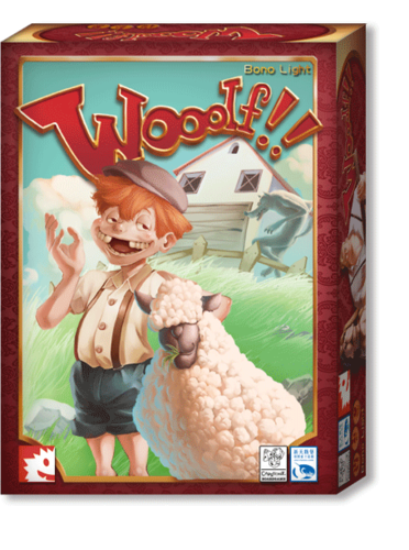 Wooolf!!
