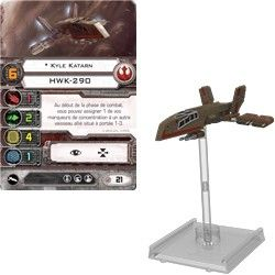 X-Wing - Miniatures Game : HWK-290™
