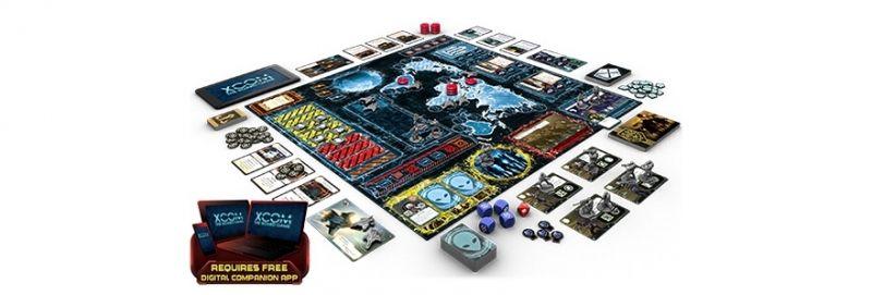 XCOM: Le jeu de Plateau