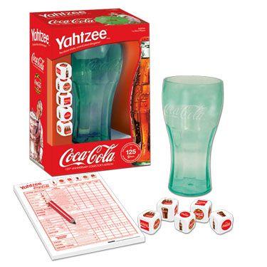 Yahtzee: Coca-Cola