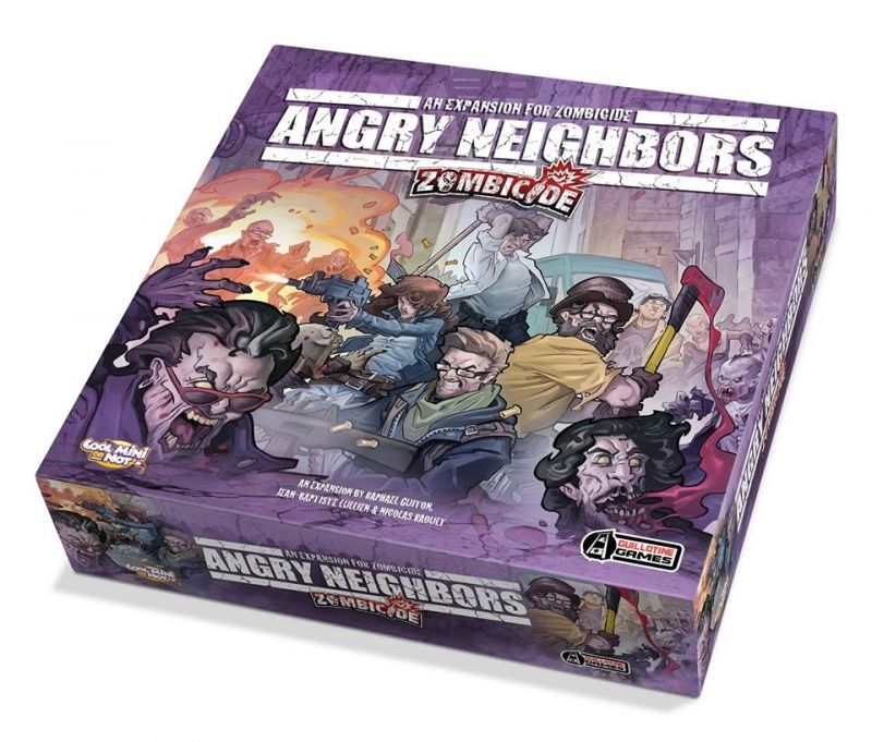 Zombicide : angry neighbours