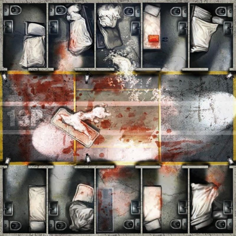 Zombicide Season Two : Prison Outbreak