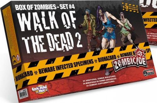 Zombicide walk of the dead II