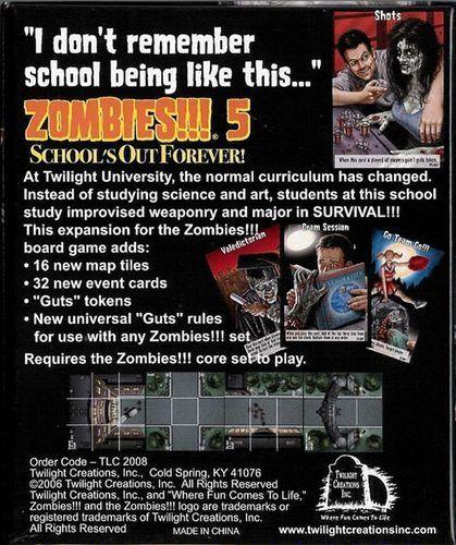Zombies!!! 5