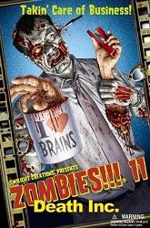 Zombies!!!11 Death Inc.