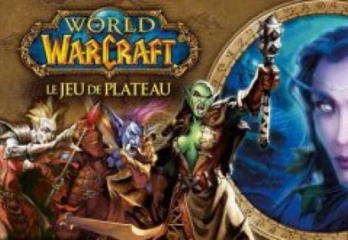 World of Warcraft : le jeu de plateau