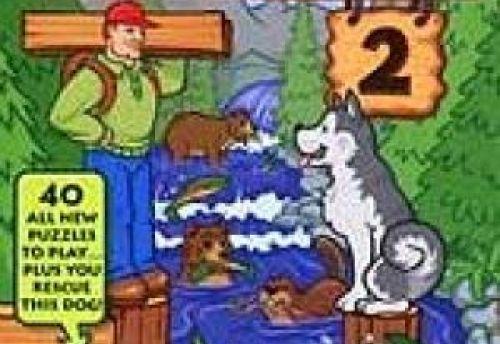 River Crossing - North Woods adventure