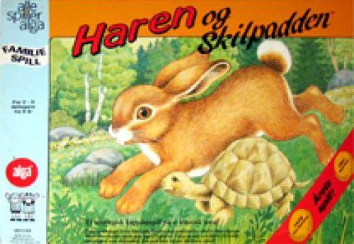Haren og Skilpadden