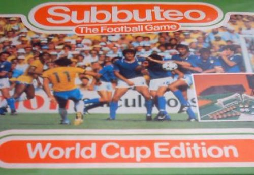 Subbuteo : World Cup Edition