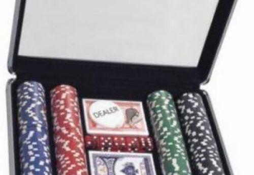 Mallette de Poker - 200 jetons