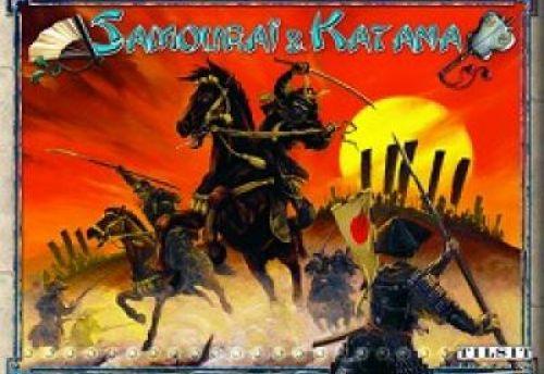 Samouraï et Katana