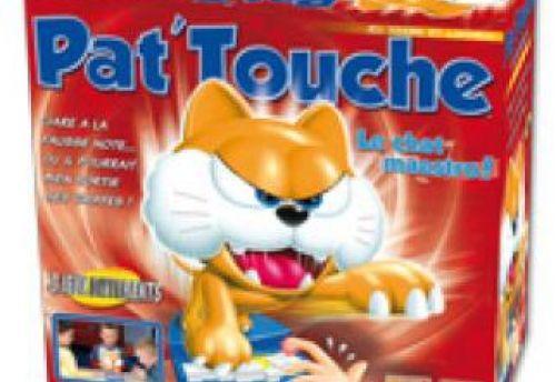 Pat touche