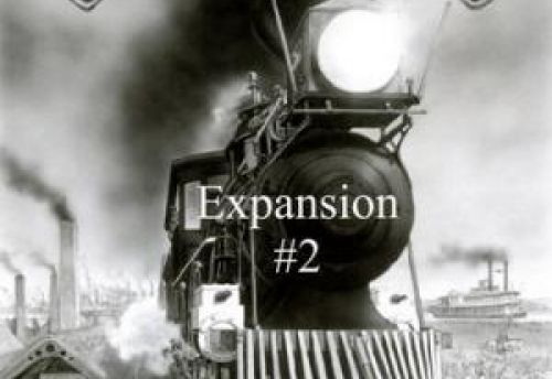 Age of Steam Expansions : Western US & Germany