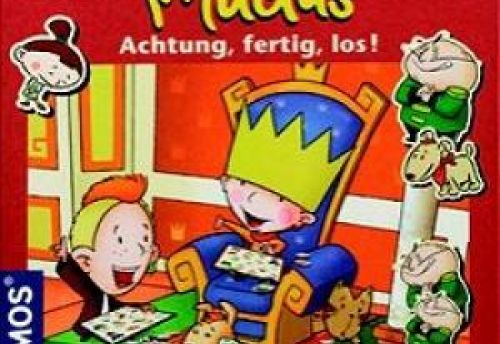 Macius : Achtung, Fertig, Los !
