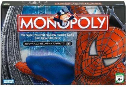 Monopoly Spiderman