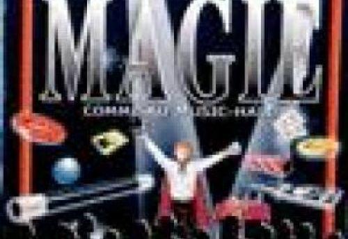 Malette / Coffret de  tours de magie