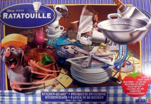 Ratatouille - Poursuite En Cuisine