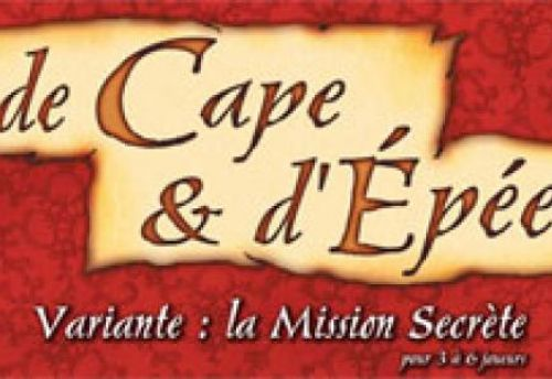 De Cape & d'Epée : La mission secrète