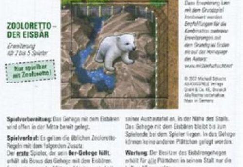 Zooloretto: l'ours polaire