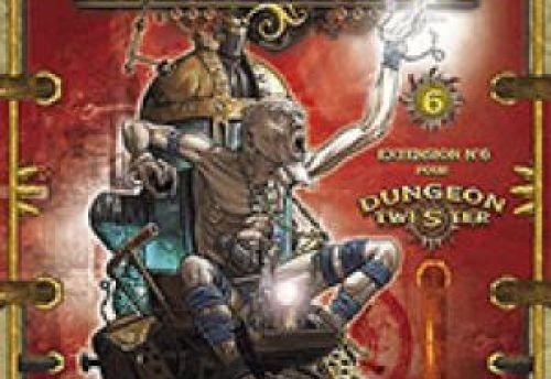 Dungeon Twister : À feu et à sang