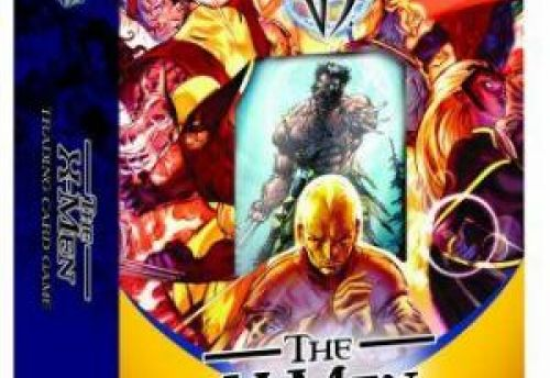 Vs System - Starter Deck : The X-Men