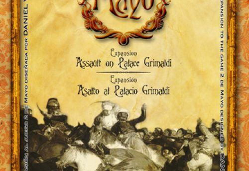 2 de Mayo: Assault on Palace Grimaldi