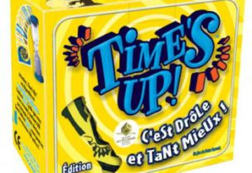 Time's Up ! édition jaune