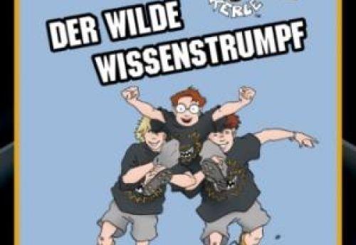 Die wilden Fußballkerle - Der Wilde Wissenstrumpf