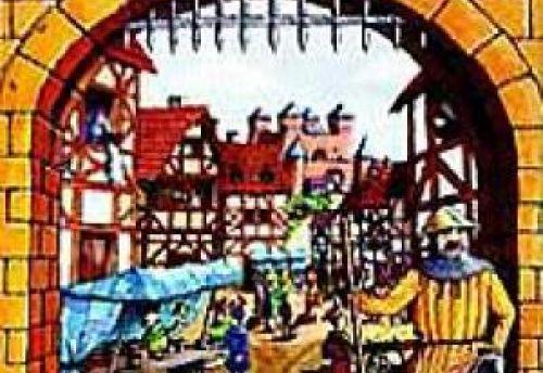 Carcassonne - Die Burg