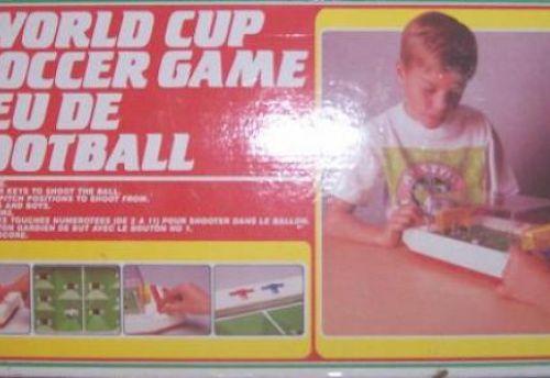 World cup soccer game / Jeu de Football