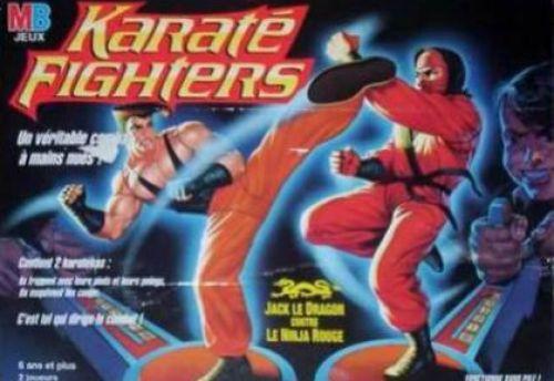 Karaté Fighters