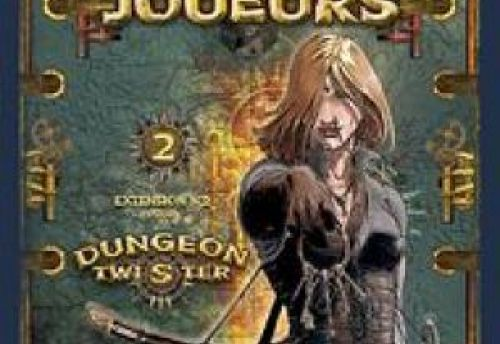 Dungeon Twister : 3/4 joueurs