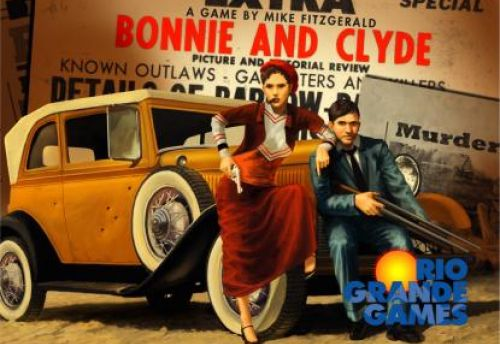 Mystery Rummy: Bonnie and Clyde