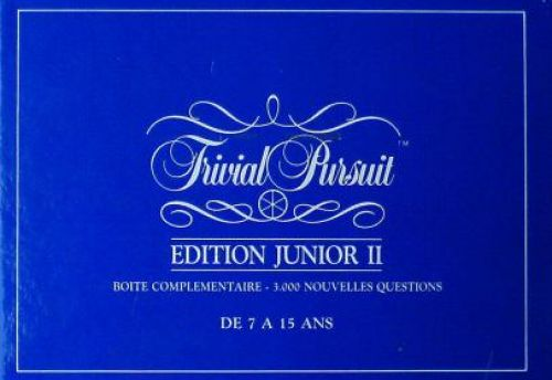 Trivial Pursuit - Édition Junior II